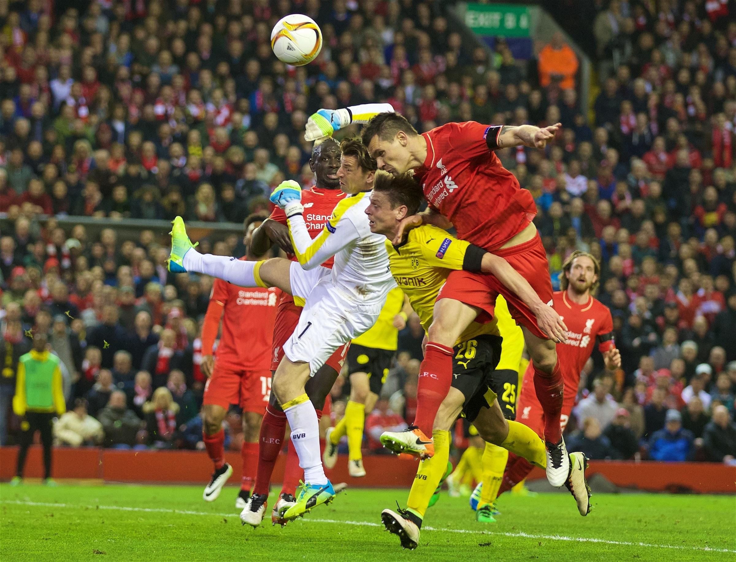 Slik har Klopps Liverpool gjort det mot tysk motstand tidligere