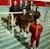 Bob Paisley og hans Boot Room Boys i 1975.