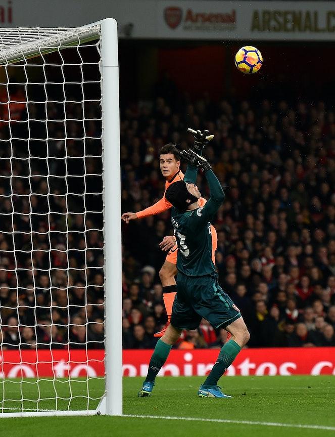 Coutinho Arsenal