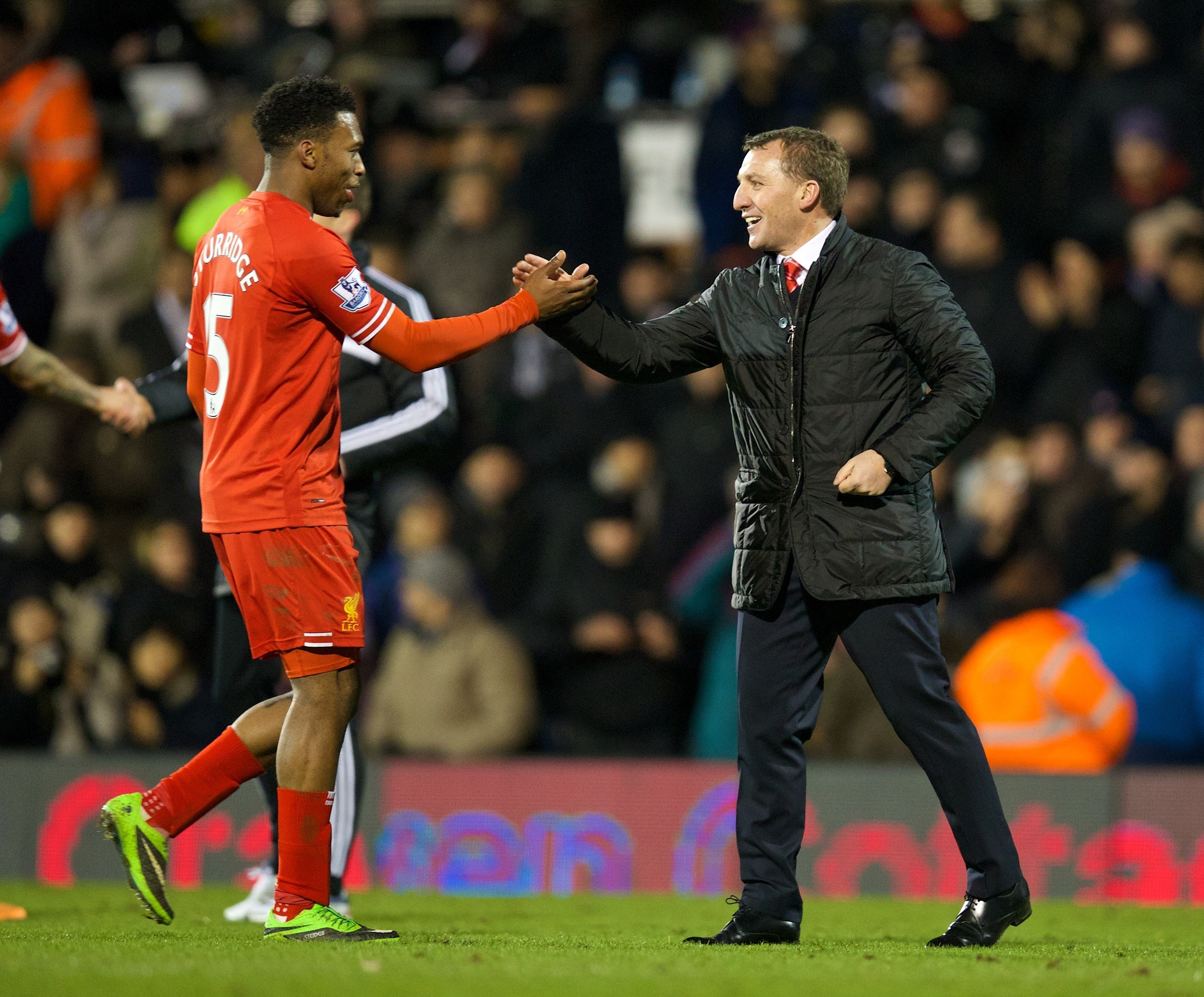 Under Brendan Rodgers var Liverpool nær ved å vinne sin 19. tittel
