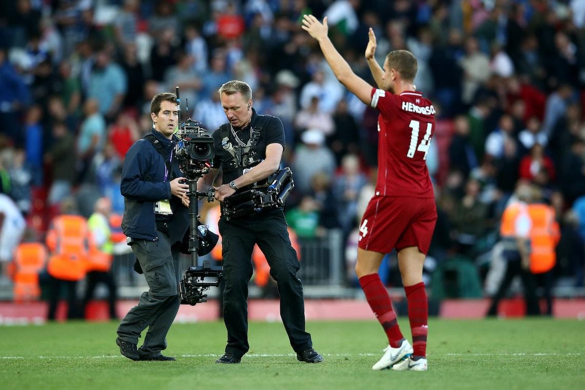 Dette Koster Det å Se Alle Liverpools Kamper Liverpoolno