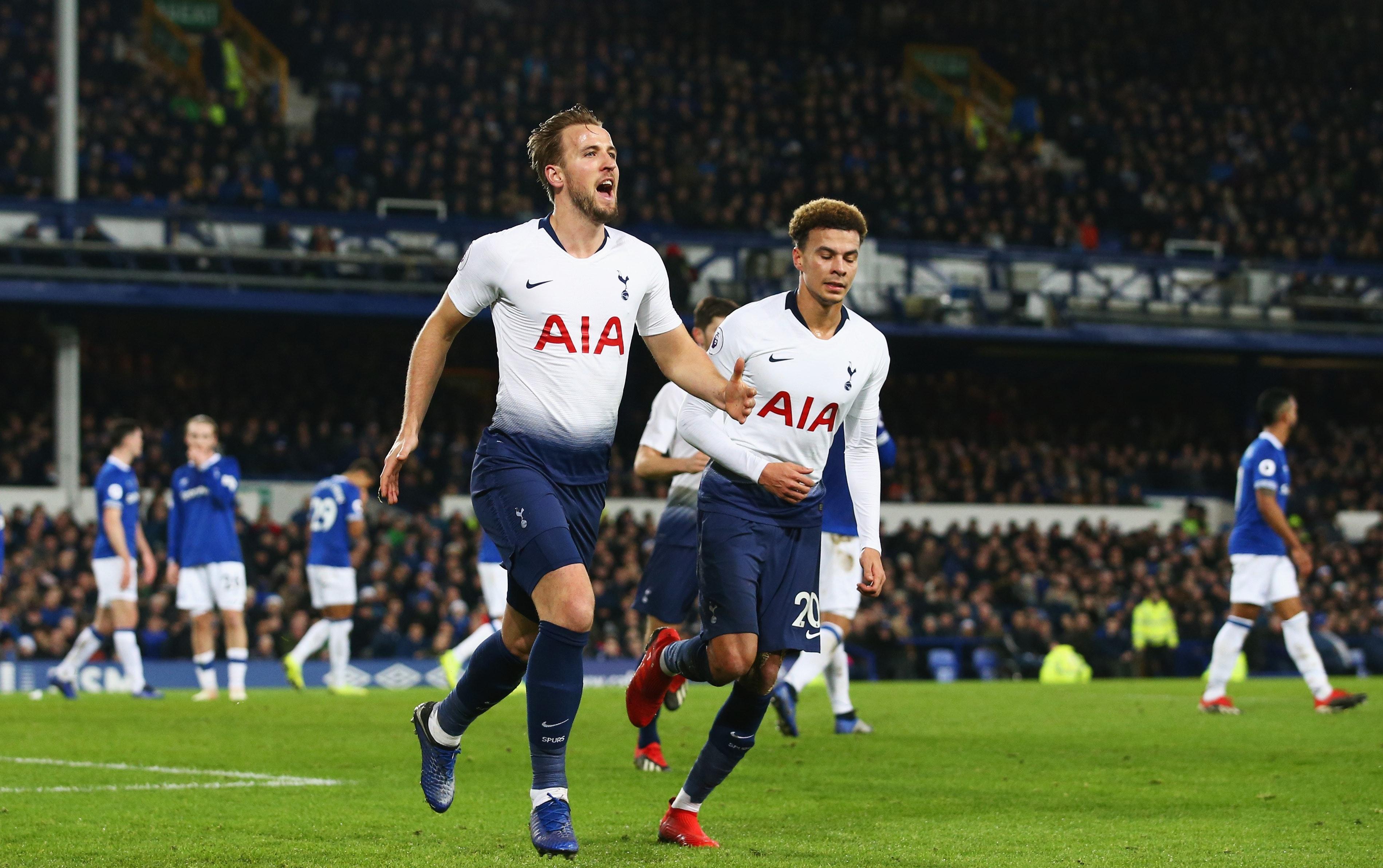 Tottenham-duo ute til mars