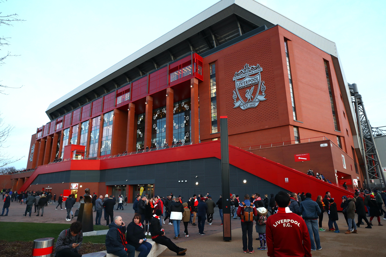 Liverpool klatrer på riking-listen