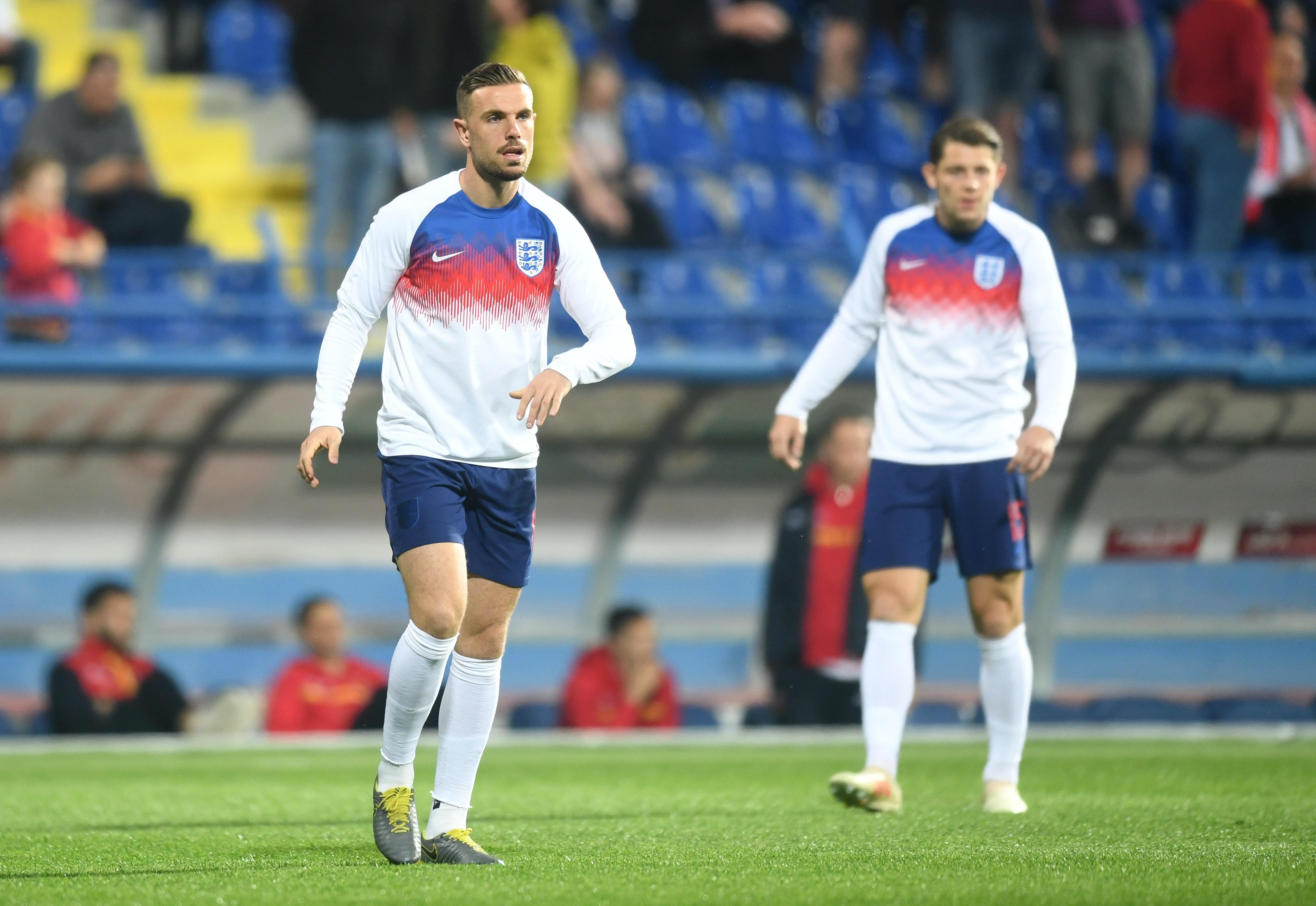 Henderson med målgivende i sin jubileumskamp