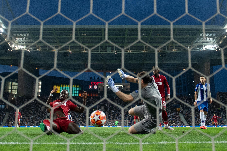 Sadio Manés tanker om VAR-avgjørelsen som ga Liverpool ledelsen i Porto