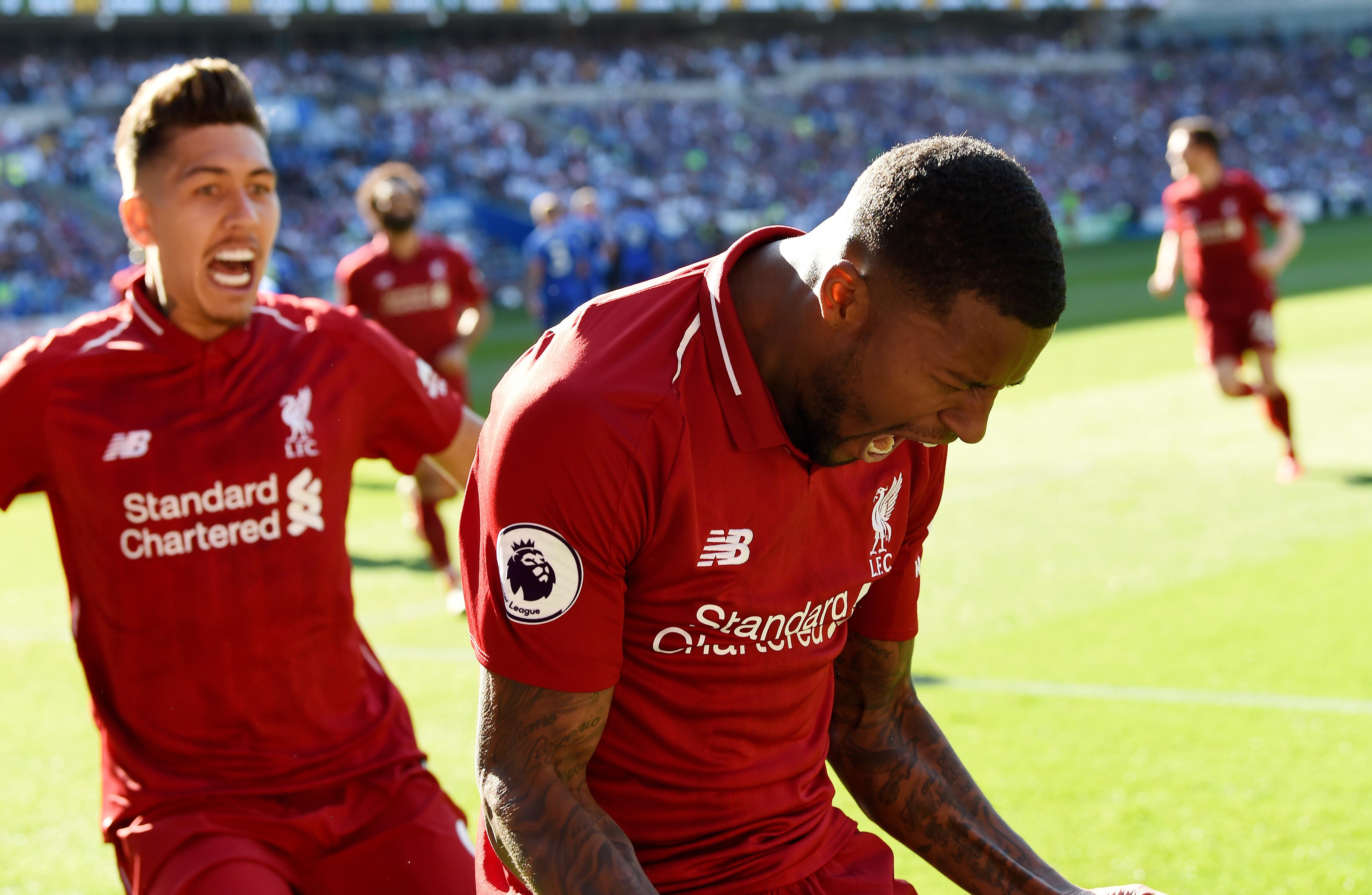«Liverpool vil være tittelutfordrere fra nå av. Denne sesongen er bare starten.»