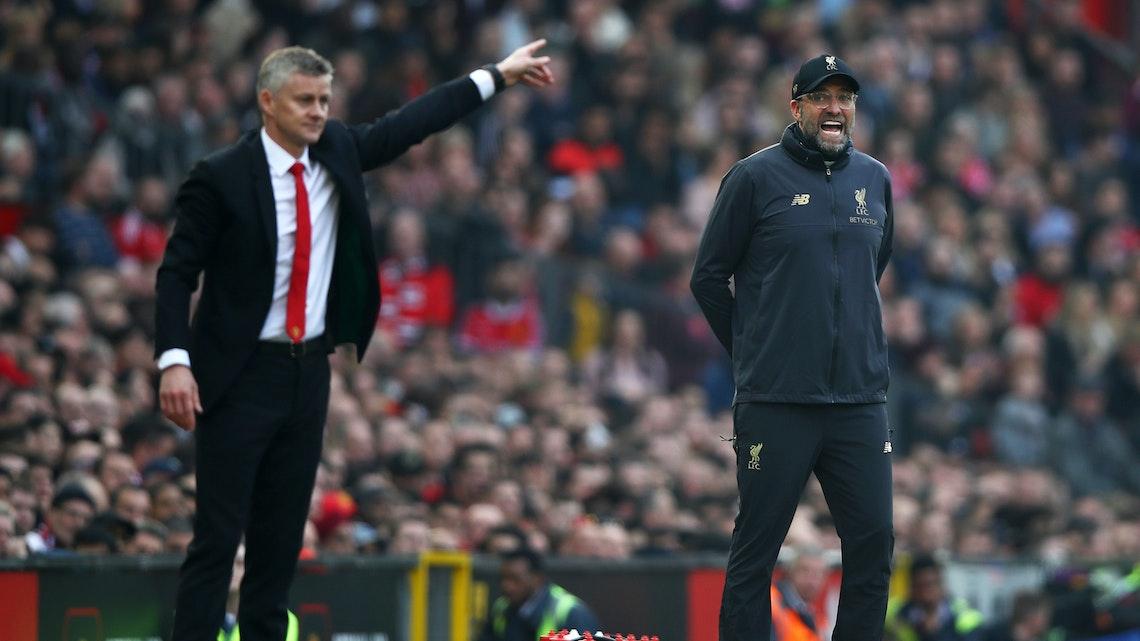 0364c9c9 «Tidenes hardeste tittelrace i Premier League ble plutselig til en  parentes». En norsk manager for Manchester United får ikke Liverpool ...