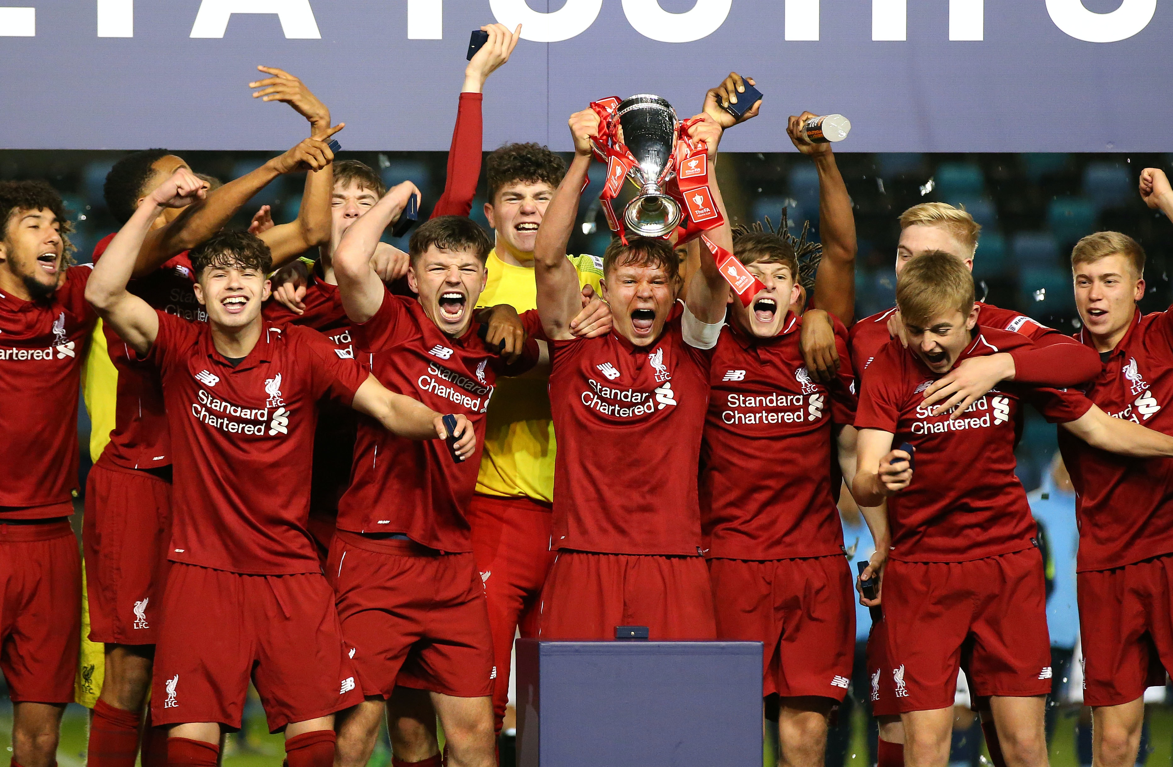 Liverpool har vunnet FA Youth Cup!
