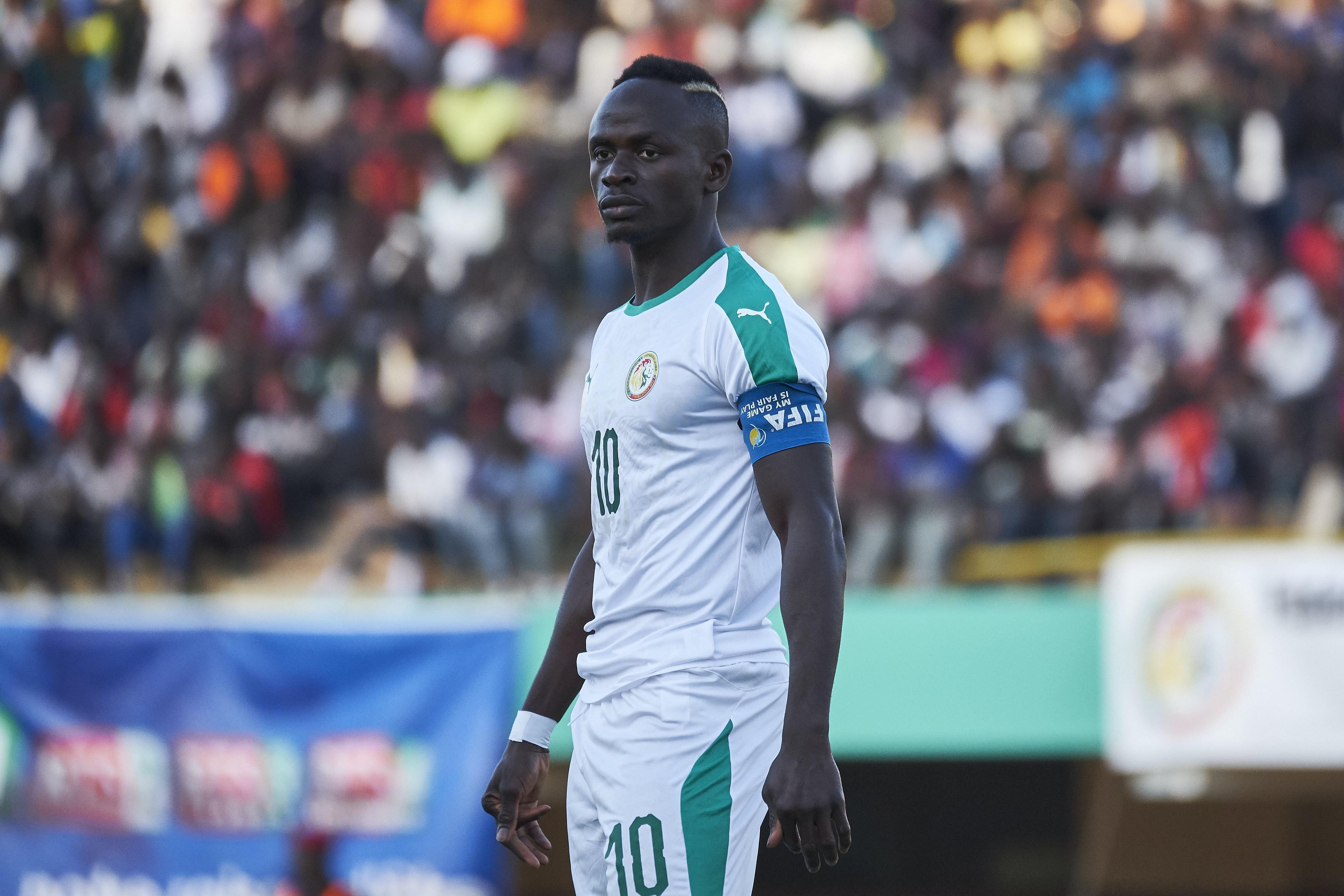 Mané mister åpningskampen i Afrikamesterskapet