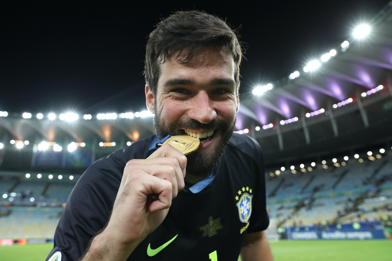 Alisson er ikke med i Brasil-troppen