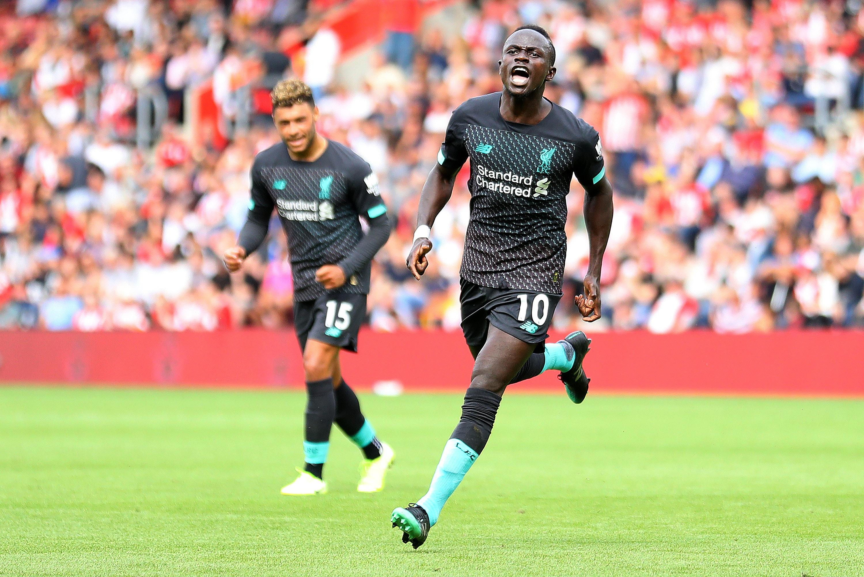 Mané var banens klart beste spiller da Liverpool kom fra St. Mary's med tre poeng