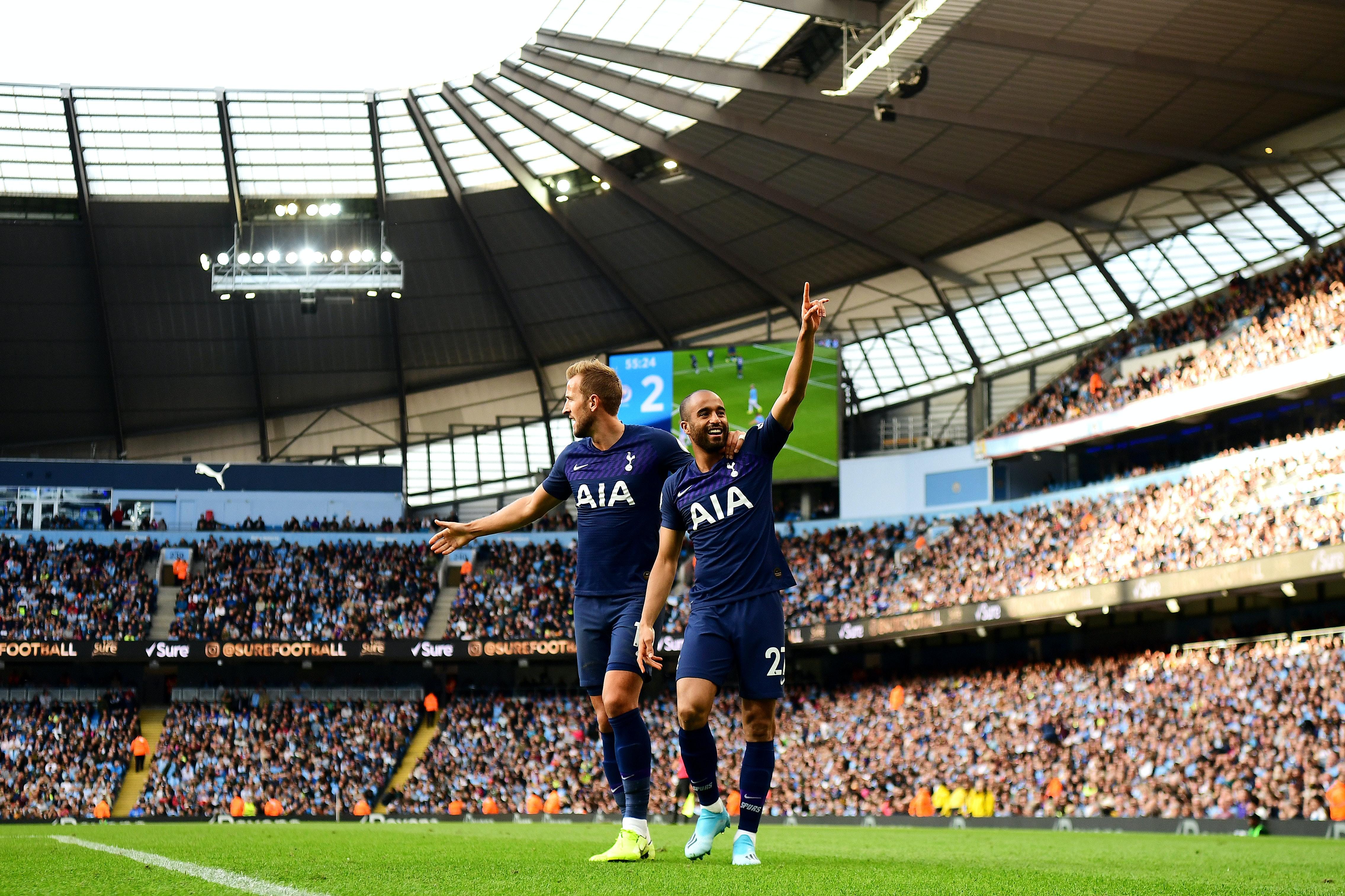 VAR-drama da Manchester City avga poeng på hjemmebane