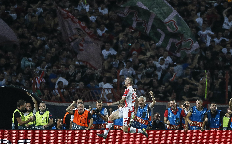 Tre klubber kvalifiserte seg for Champions League