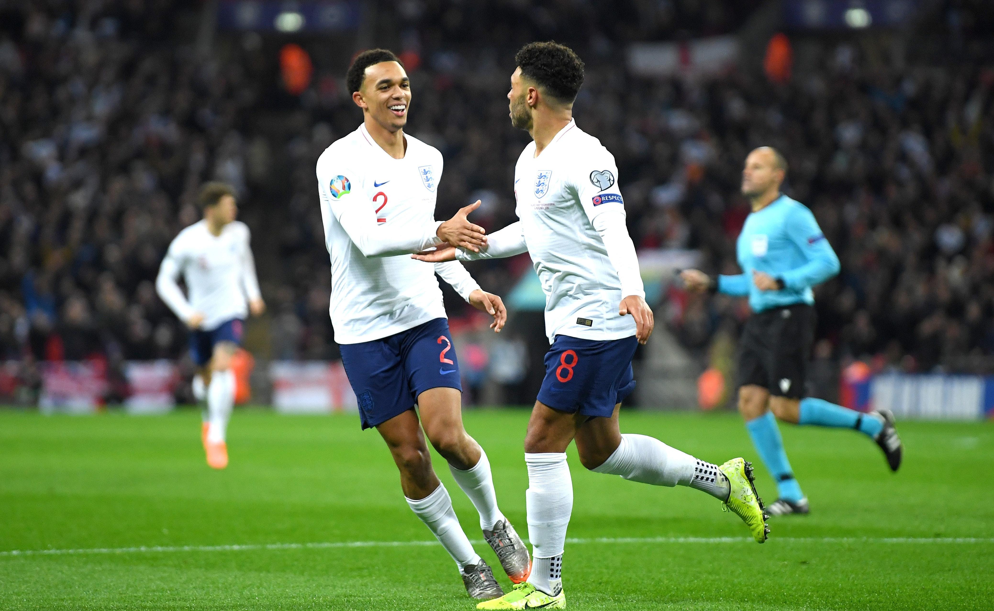 Englands høyreside kan bli Liverpools høyreside?