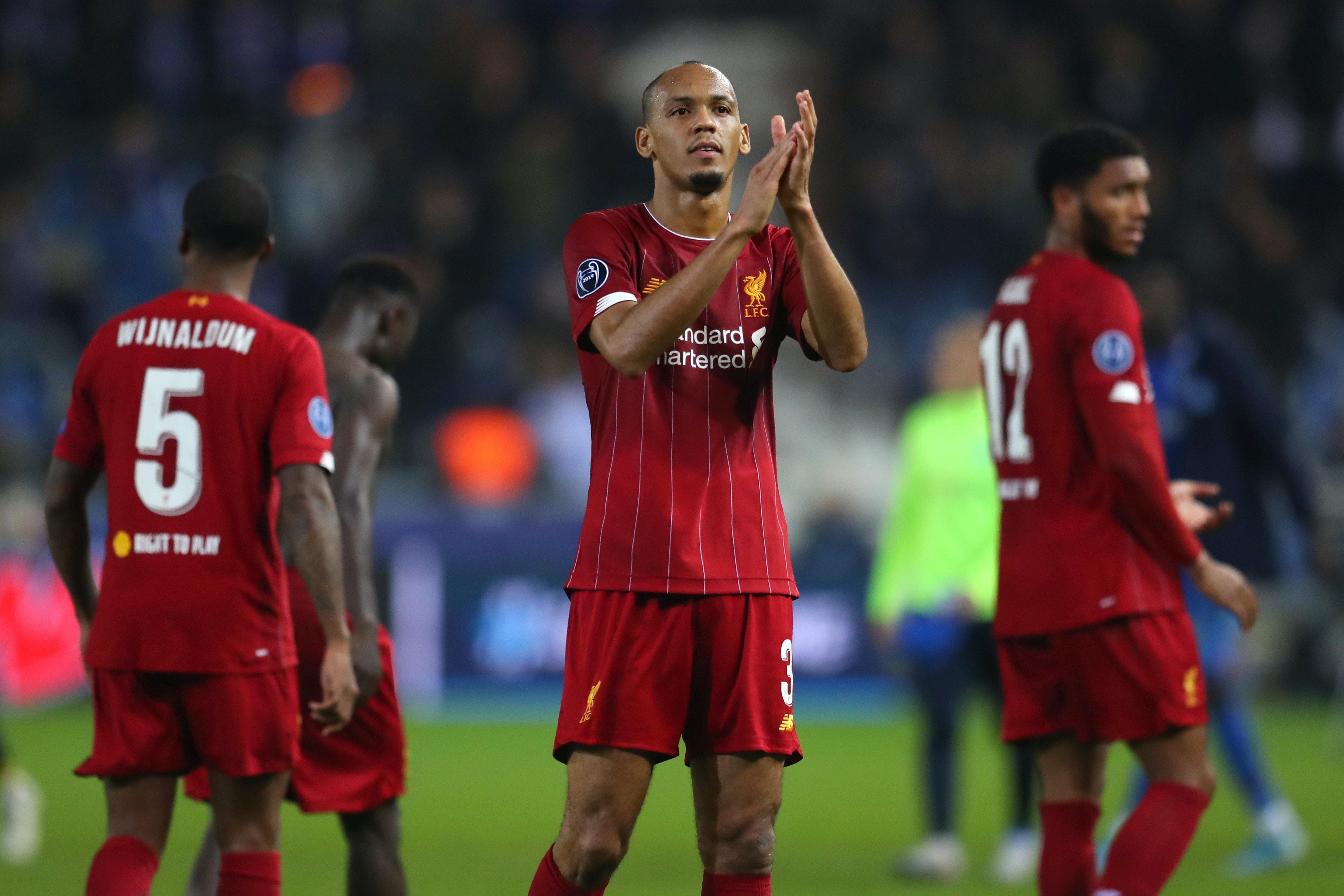 Alonso om Fabinho, Champions League og hvorfor han ikke ser Liverpool-kamper