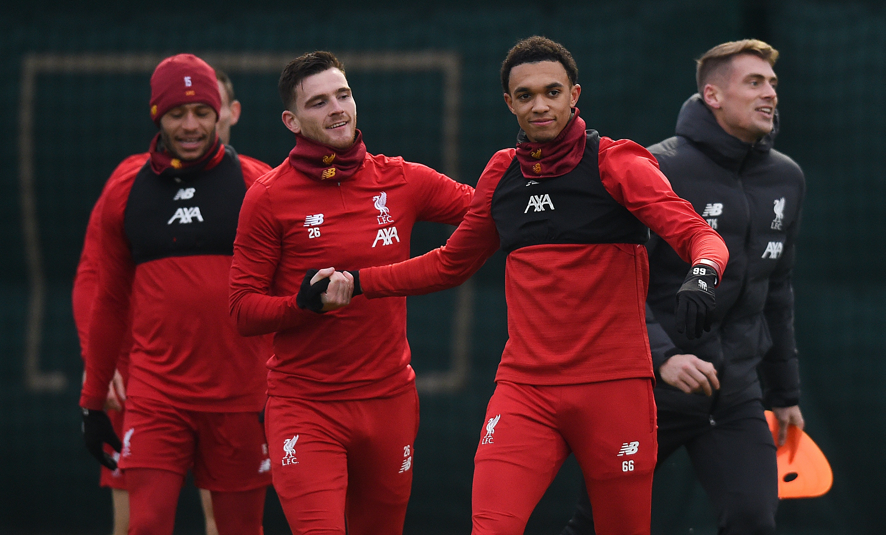 Slik holder Liverpool fokus i den intense tittelkampen