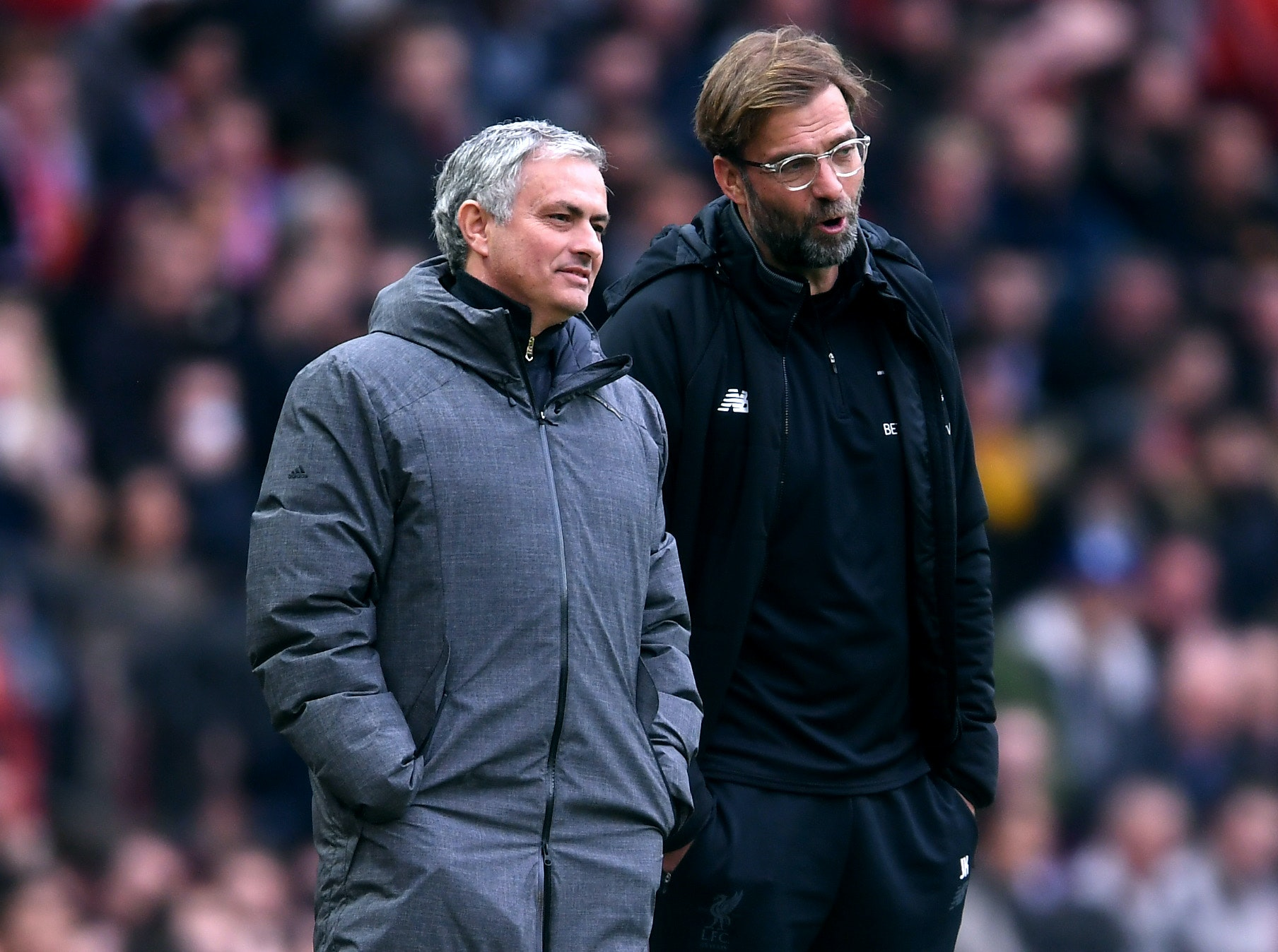 Mourinho hyller Liverpools reaksjon etter nederlag
