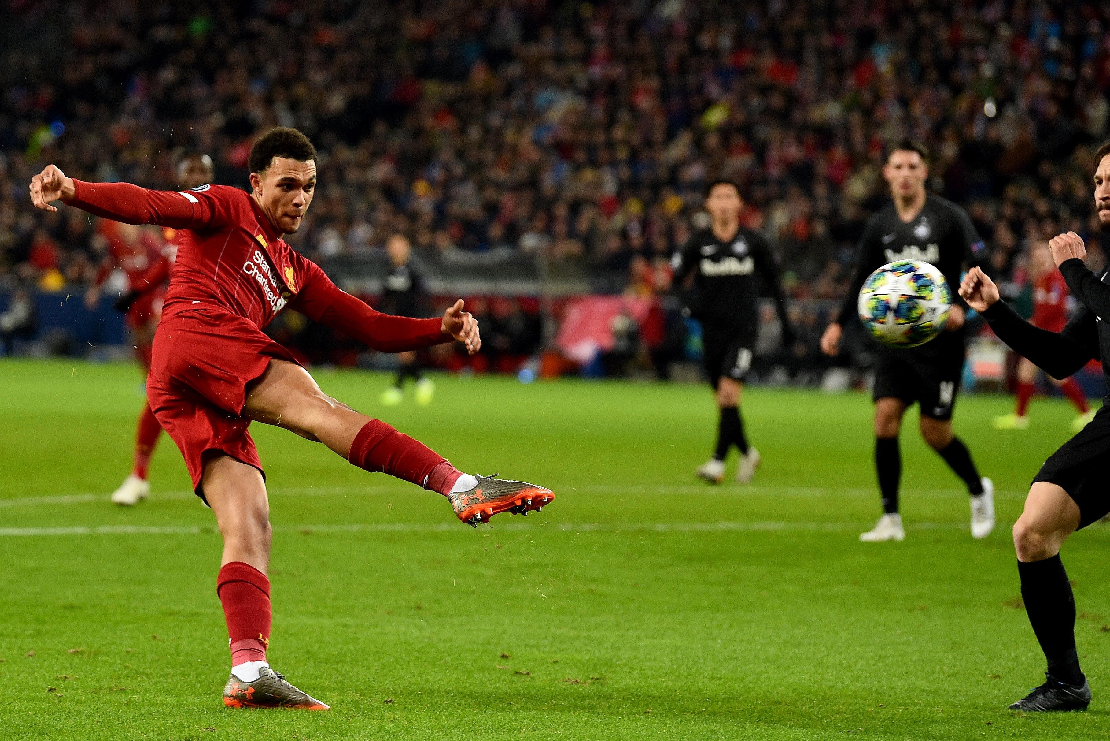 Liverpool dominerer ute i fotballens Europa