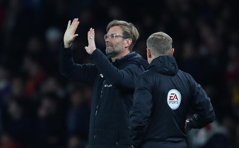 Liverpool tar juleferie i Premier League med ti poengs ledelse